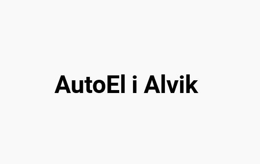 AutoEl i Alvik